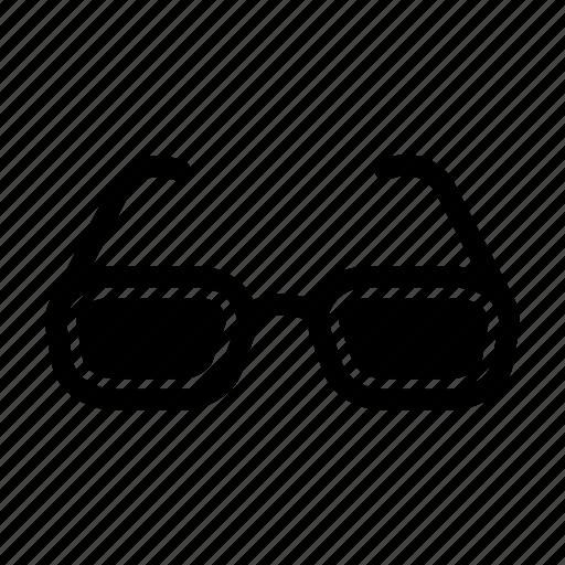 eyeglass, eyeglasses, glasses, optical, shades icon