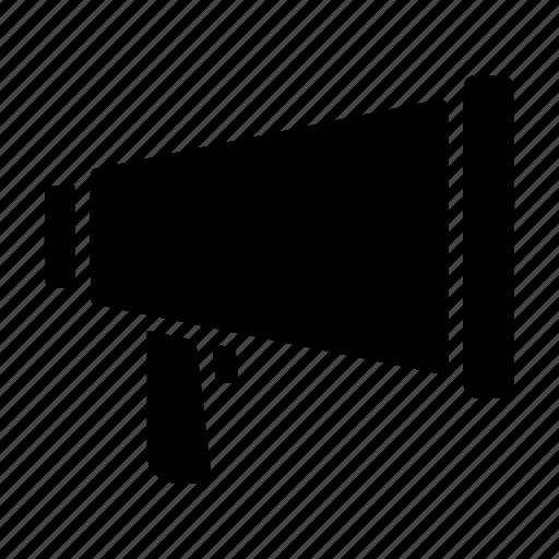 broadcast, comment, public, speak, speech icon