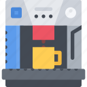 appliances, coffee, electronics, gadget, maker, technology icon