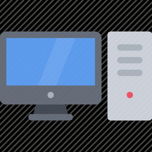appliances, computer, electronics, gadget, technology icon