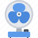 appliances, electronics, fan, gadget, technology icon
