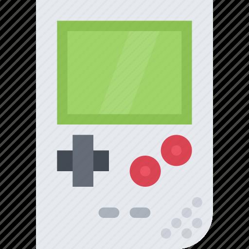 appliances, electronics, gadget, gameboy, technology icon