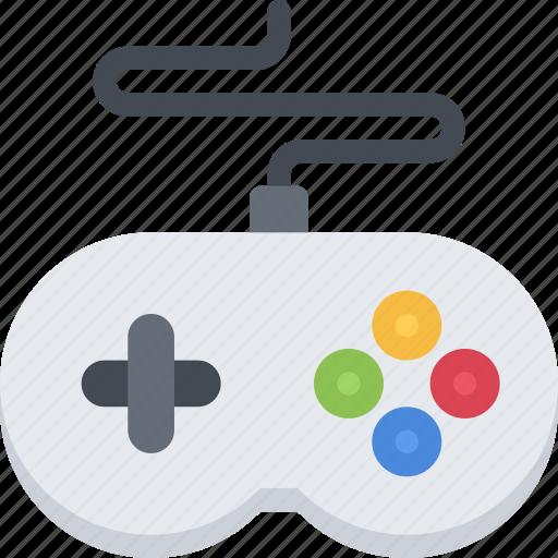 appliances, electronics, gadget, gamepad, technology icon