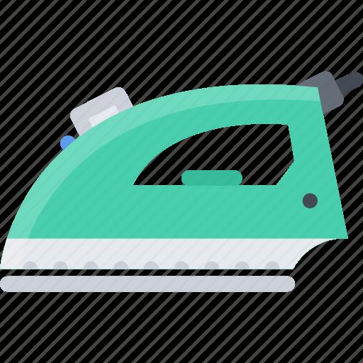 appliances, electronics, gadget, iron, technology icon