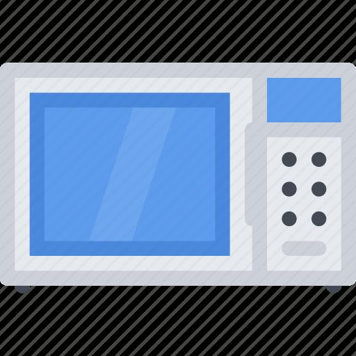 appliances, electronics, gadget, microwave, technology icon