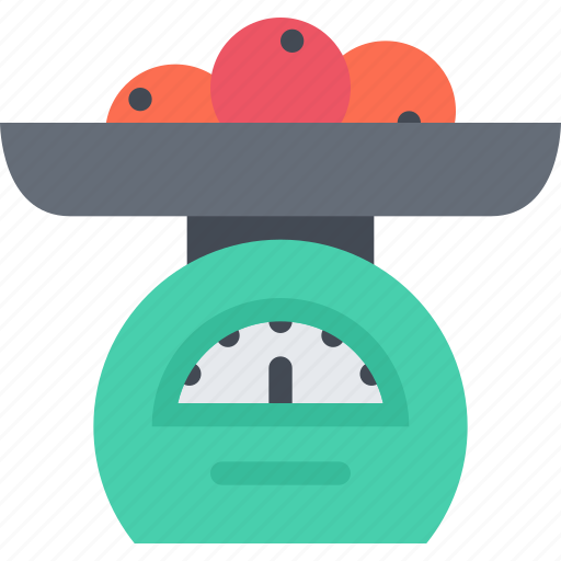 appliances, electronics, gadget, scales, technology icon