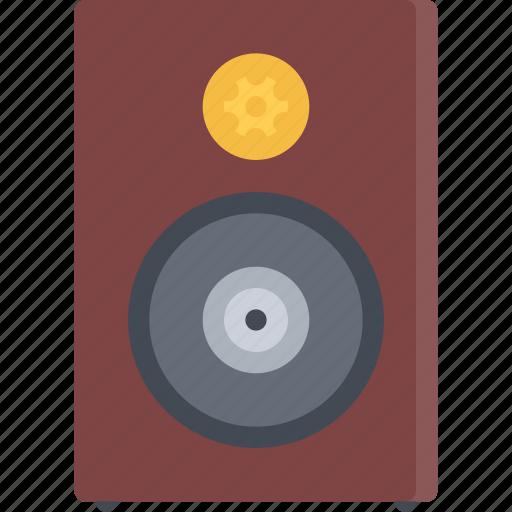 appliances, electronics, gadget, speaker, technology icon