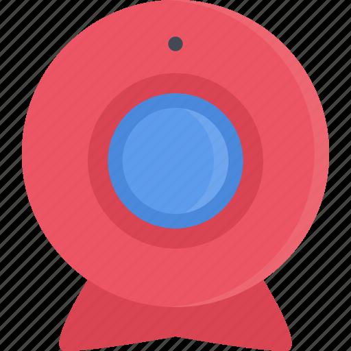 appliances, electronics, gadget, technology, webcam icon