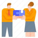 human, interpersonal, jigsaw, puzzle, relations, resources, team, worker