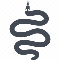 egipt, protective symbol, sign of royalty, snake icon
