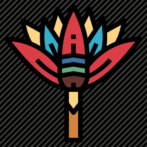 Blossom Flower Garden Lotus Icon