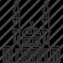 mosque, islam, religious, worship, architecture