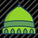 dome, mosque, islamic, religious, archite