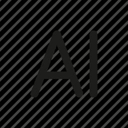 aluminum, duralumin, metal icon