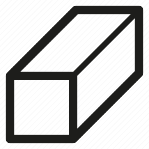 bars, metal, square, steel icon