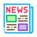 media, news, newspaper, paper, web, world