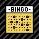 bingo, game, elderly, gardening, people, care