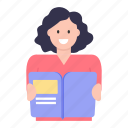 education, book reading, student reading, pupil, learning