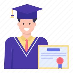 diploma, degree, certificate, graduation, scholar