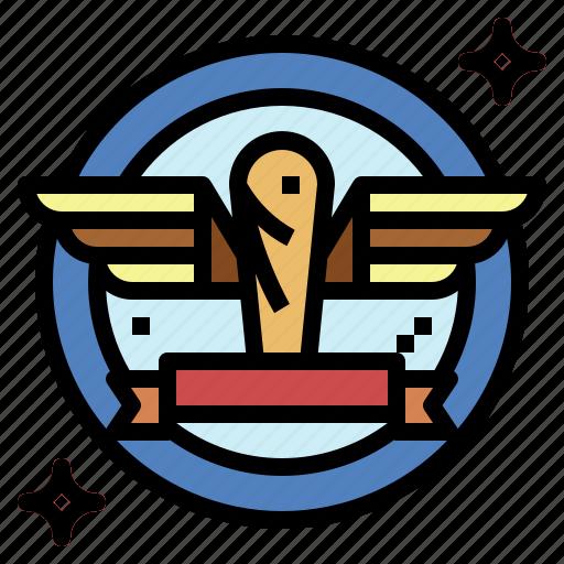 award, badge, medal, quality icon