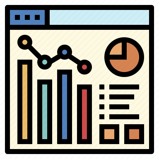 bar, business, chart, graph, stats icon