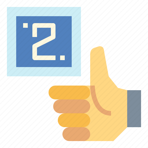 finger, gestures, like, thumb, up icon