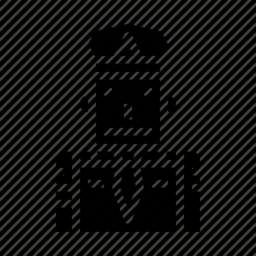 guard, man, police, security icon