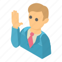 avatar, face, isometric, male, man, object, people