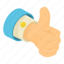 approval, finger, human, isometric, object, palm, stop