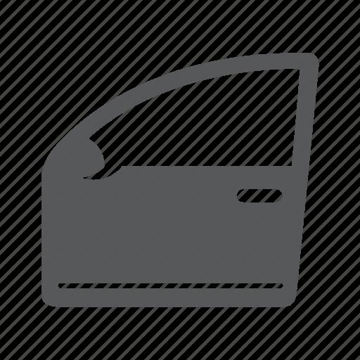 automobile, car, car door, electric car, tesla, tesla door, vehicle icon