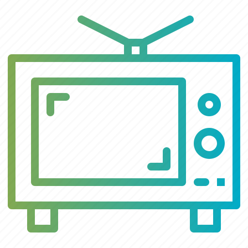 Monitor, television, tv icon - Download on Iconfinder