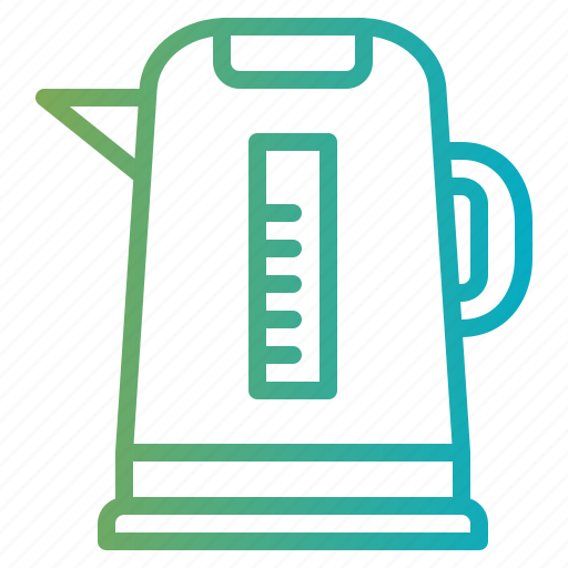Drink, electronics, hot, kettle, kitchenware icon - Download on Iconfinder