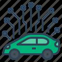 ev, vehicle, automobile, futuristic, innovation, electric vehicle technology, electric car icon