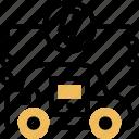converter, car, power, automate, control icon