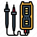 electronics, indicator, magnetic, tool, voltage