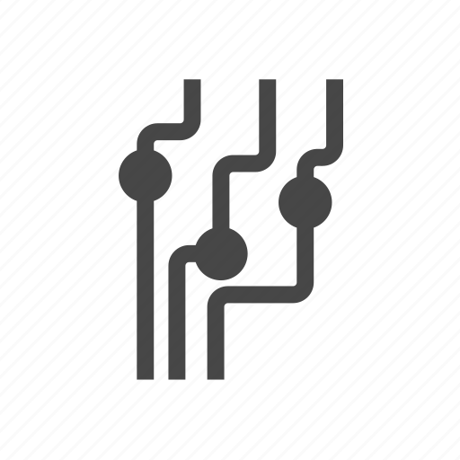 Chip, circuit, electric, electricity, electronic, micro, scheme icon - Download on Iconfinder