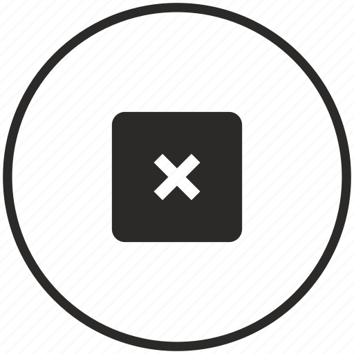 calculator, circle, math, multiply, operation icon