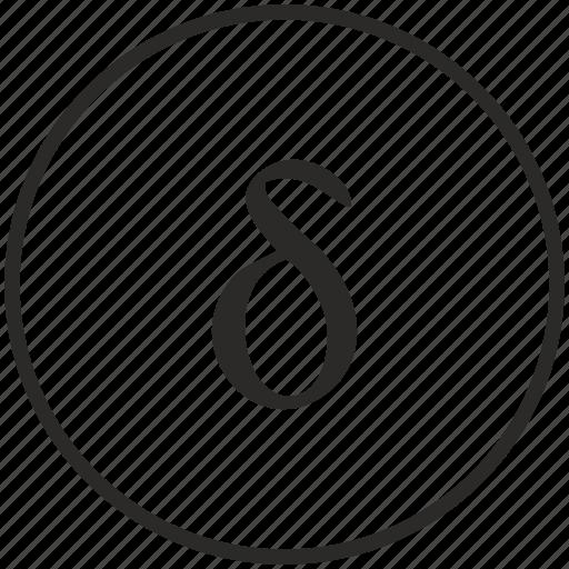 alphabet, delta, greek, letter icon