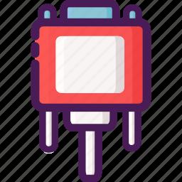 cable, dvi, electric, hd, port, vga icon