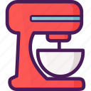 electronic, home device, mixer icon