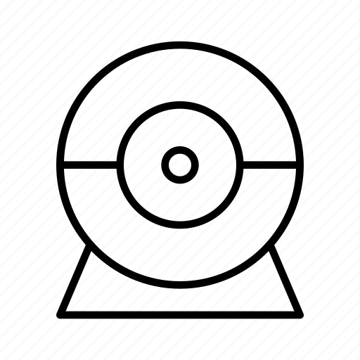 camera security, security camera, spy camera, web cam icon