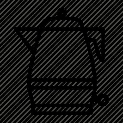 electronic, hold, house, house hold, pot, tea, teapot icon