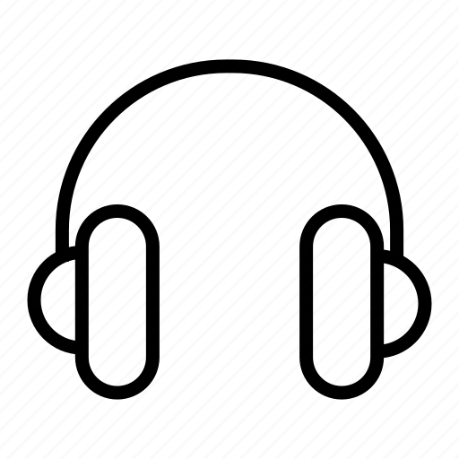 earphone, electronic, headphone, headset, mp3, music icon
