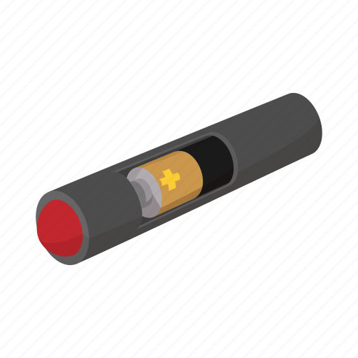 cartoon, cigarette, electric, nicotine, plug, smoke, tobacco icon