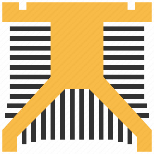 device, electronic, heat, sink, technology icon
