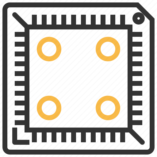 electric, ic, socket, voltage icon