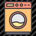 device, electronic, machine, technology, washing