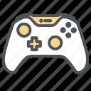 controller, devices, electronic, game, joystick icon, xbox icon icon