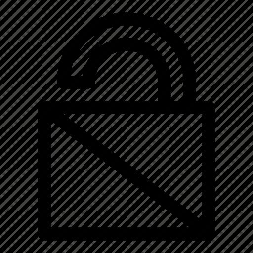 access, free, lock, open, public, unlock, unlocked icon