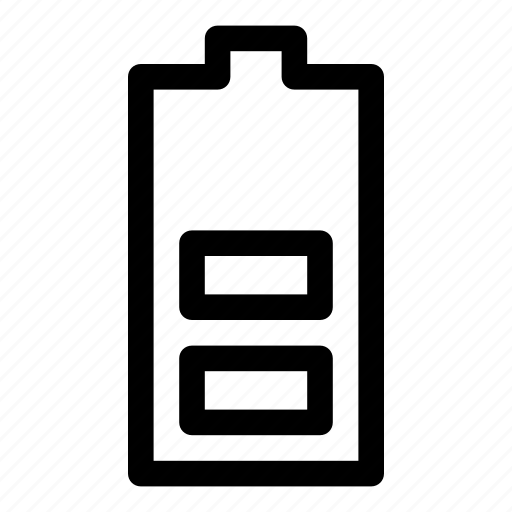 battery, device, level, mobile, power, smartphone icon